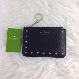 Kate Spade WLRU4918 bitsy key chain wallet
